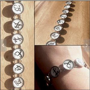 Rune Bracelet
