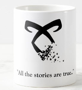 Shadowhunter Mug