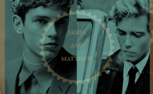 James and Matthew Parabatai Edit