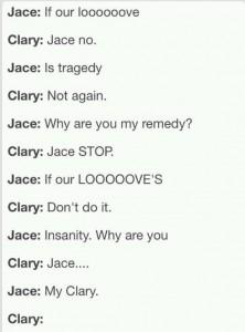 Clarity Clace Parody