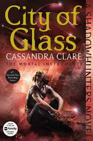 City of Glass New Cover