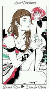 Livia Flower Card