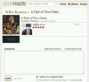 TID Goodreads