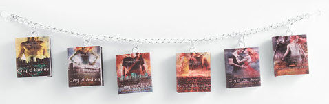 Mortal Instruments Book Bracelet