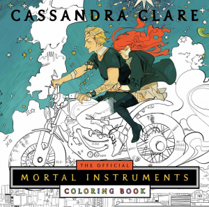 TMI Coloring Book Cover