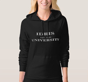 Idris University Sweatshirt